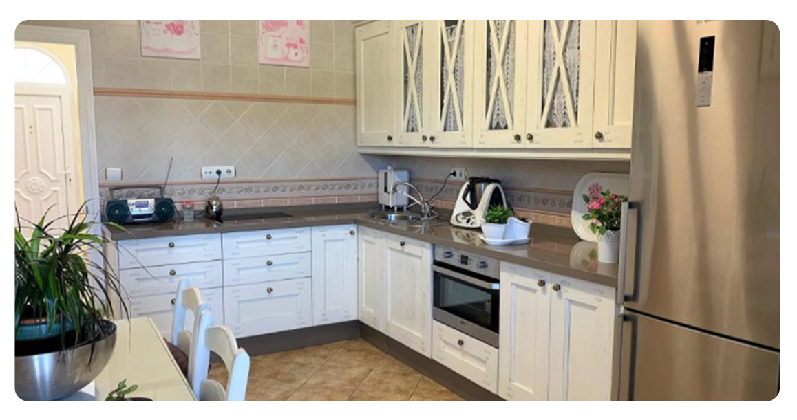 acheter maison huelva cartaya cuisine