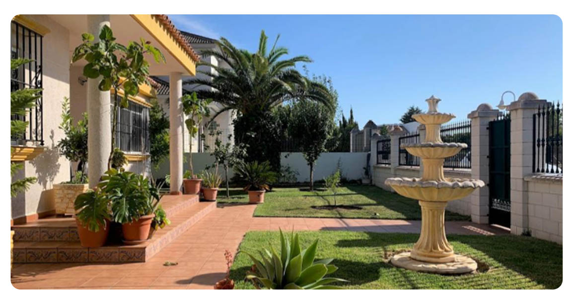 acheter maison huelva cartaya jardin