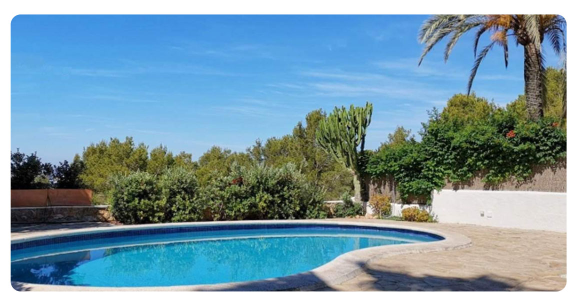 acheter maison ibiza can misses piscine