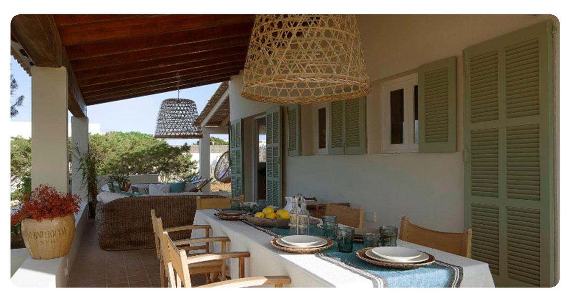 acheter maison independante ibiza formentera terrasse