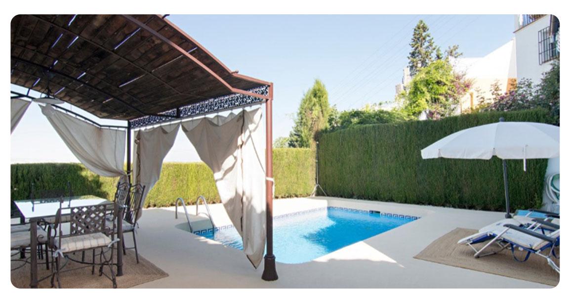 acheter maison mitoyenne grenade realejo piscine