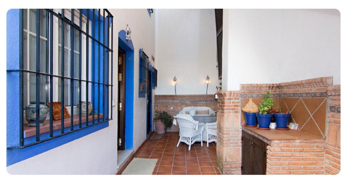 acheter maison mitoyenne grenade realejo terrasse 2