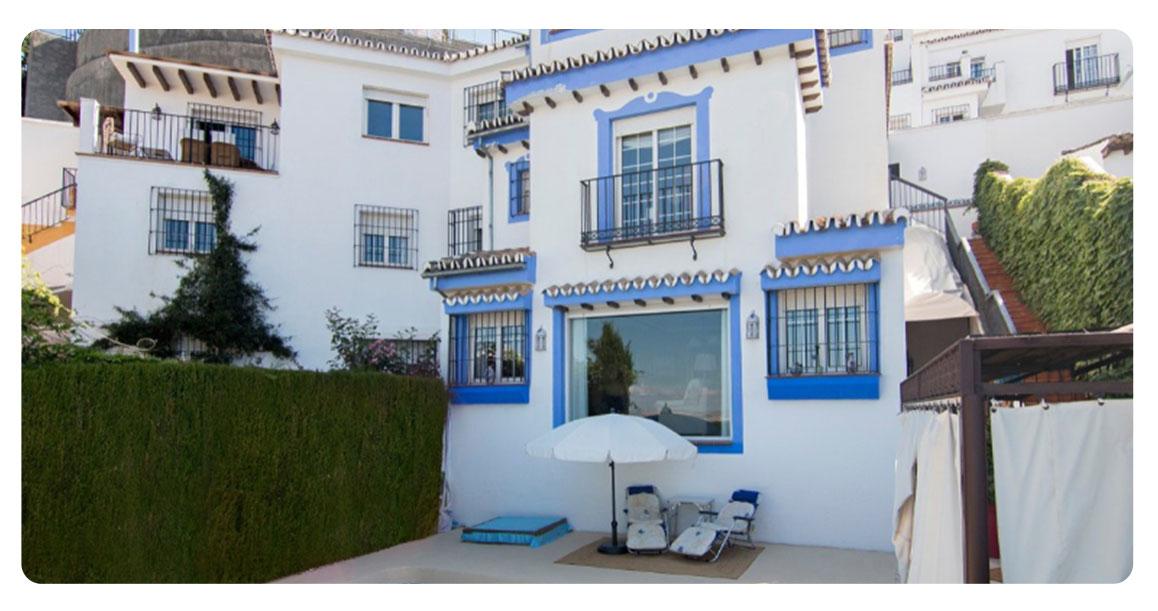 acheter maison mitoyenne grenade realejo terrasse