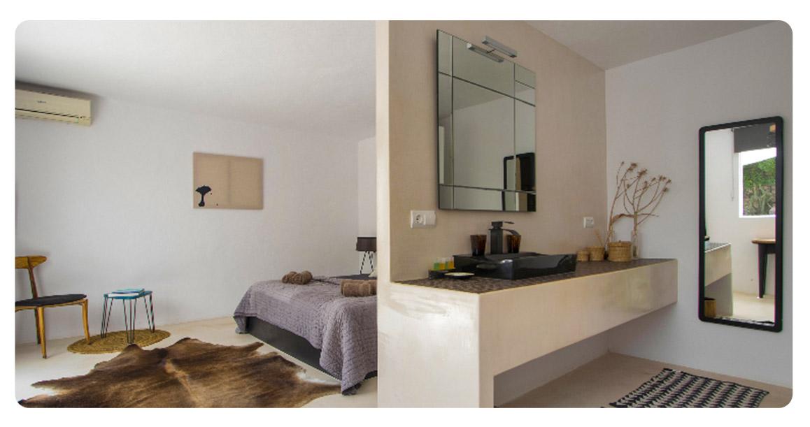 acheter maison villa ibiza jesus chambre