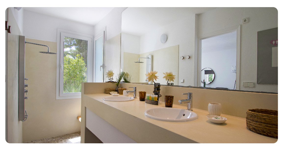 acheter maison villa ibiza jesus salle de bain