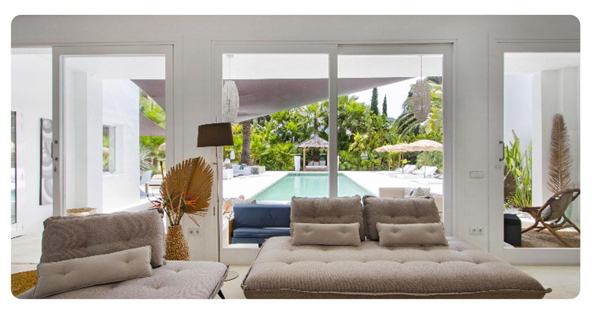 acheter maison villa ibiza jesus salon