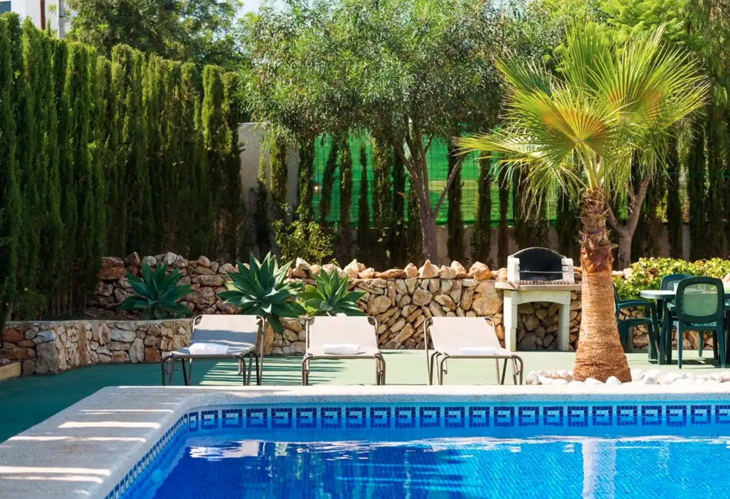 immobilier acheter une maison à calpe avec piscine 003 d1