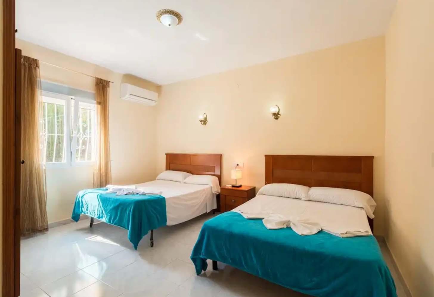 immobilier acheter une maison à calpe 004 d1 chambre