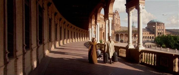 Palais de Theed (sur la planète Naboo).