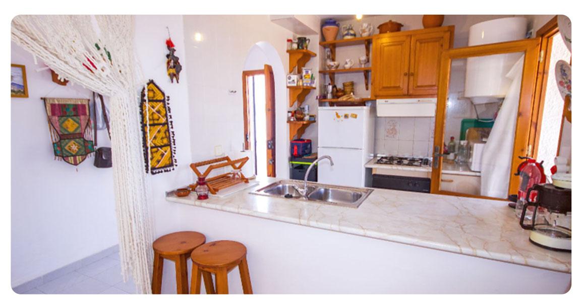 acheter appartement almeria la parata cuisine