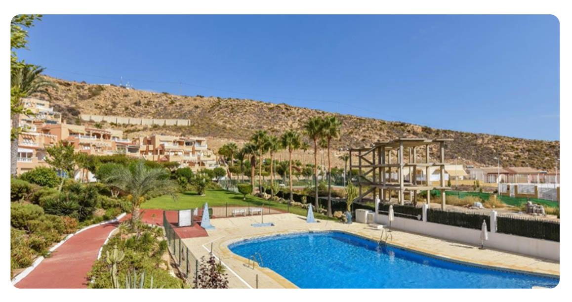 acheter appartement almeria san juan de los terrenos piscine