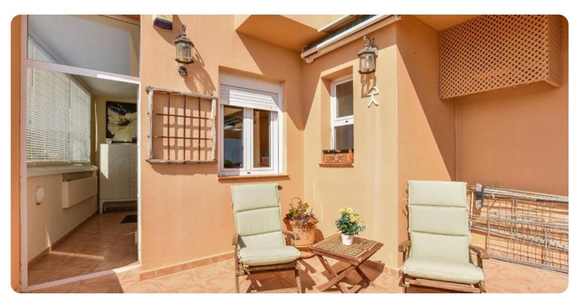 acheter appartement almeria san juan de los terrenos terrasse