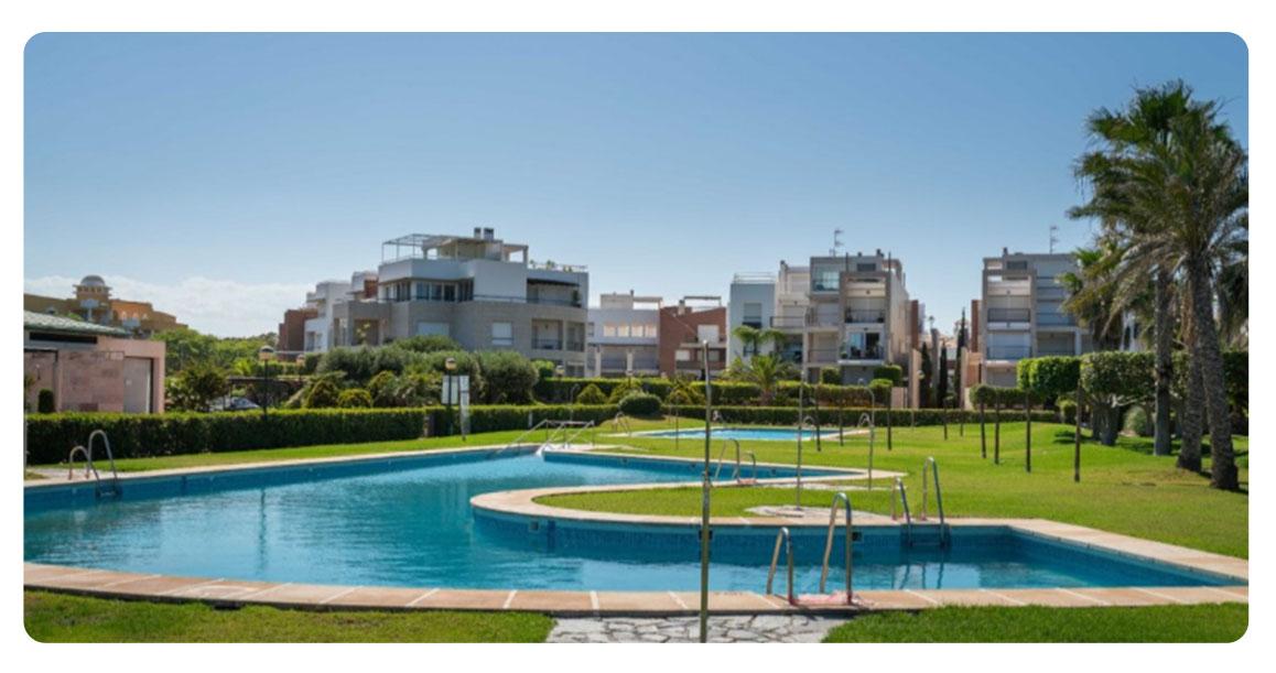 acheter appartement atico almeria piscine