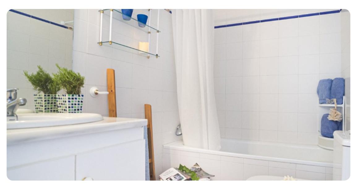 acheter appartement atico almeria salle de bain