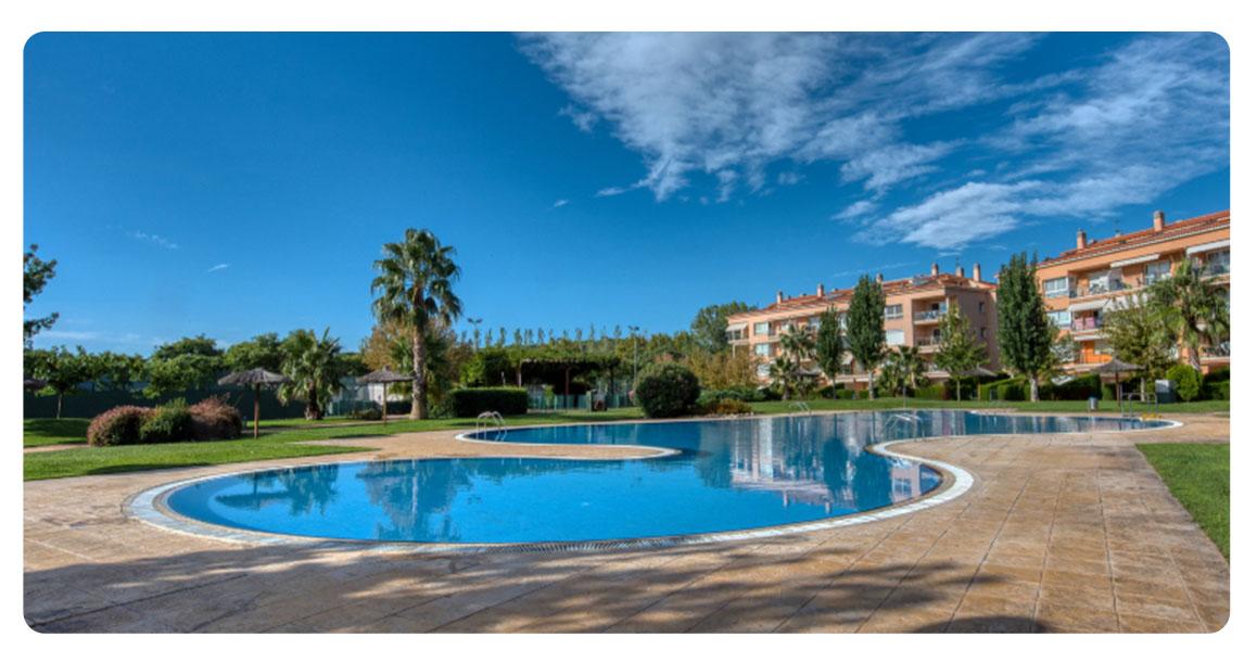 acheter appartement duplex platja de aro piscine