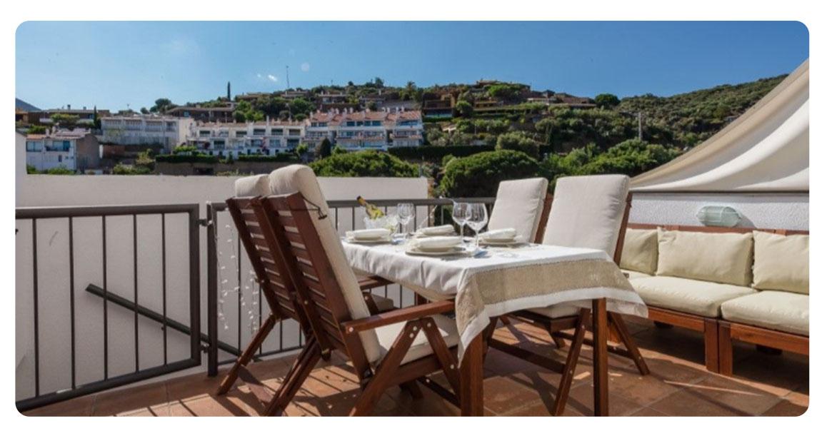 acheter appartement joli cadaques terrasse
