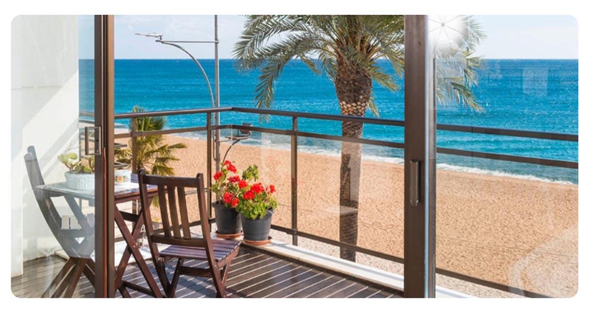 acheter appartement lloret de mar balcon