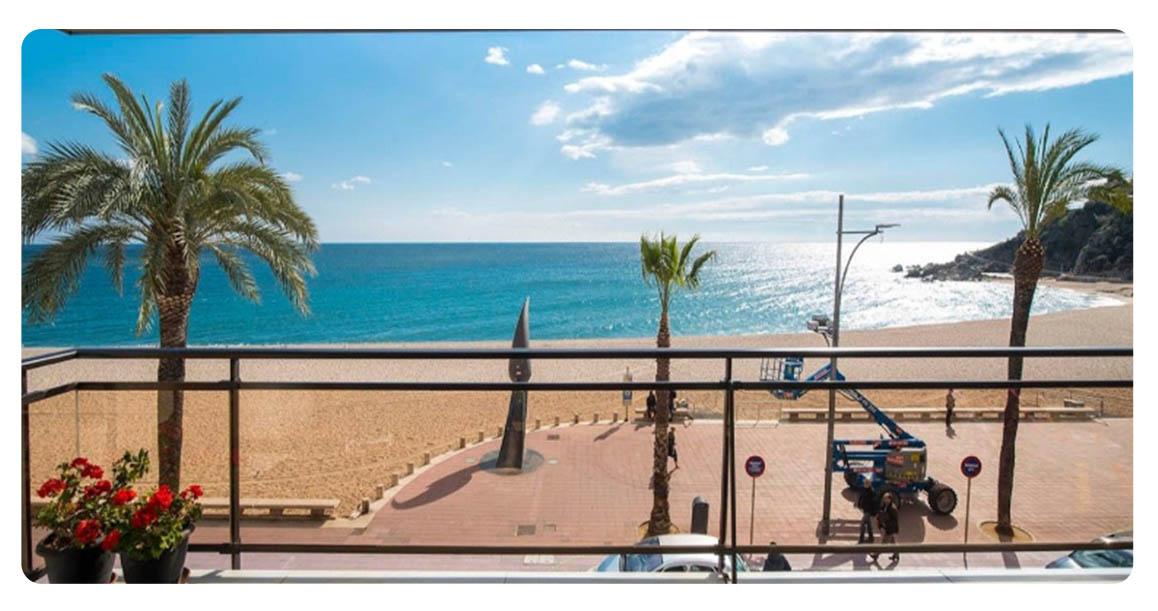 acheter appartement lloret de mar terrasse vue