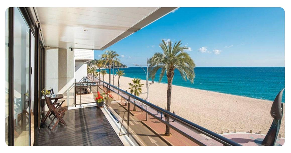 acheter appartement lloret de mar terrasse