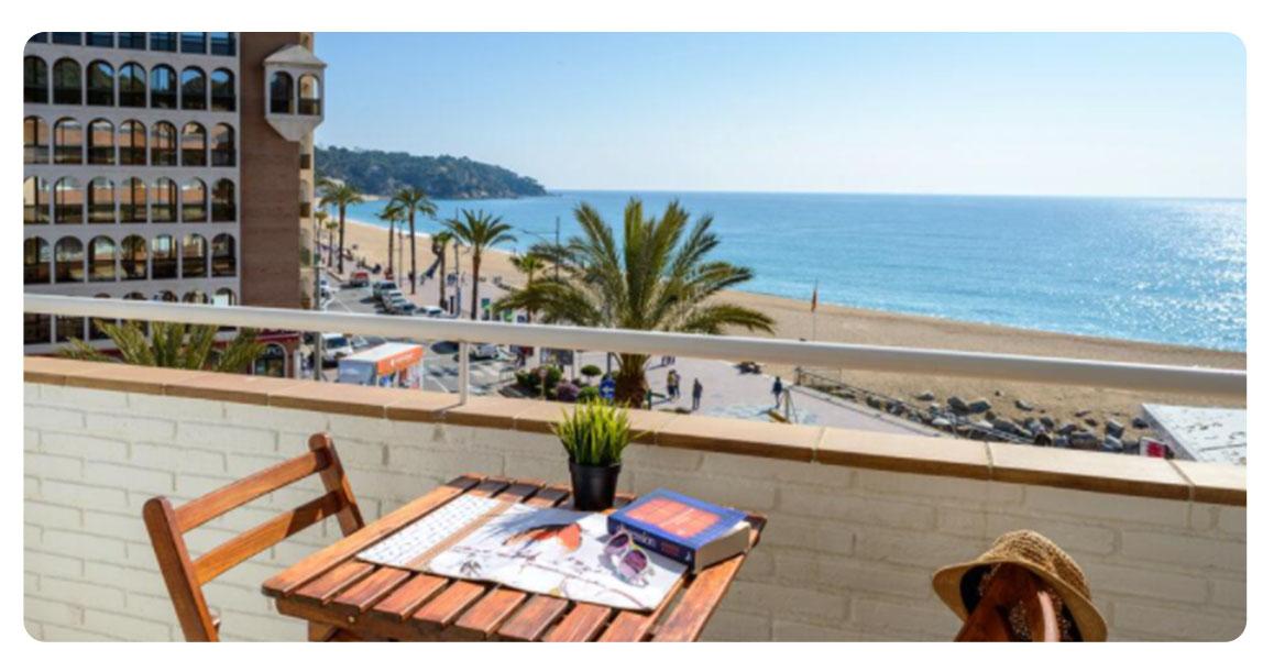 acheter appartement lloret mar terrasse