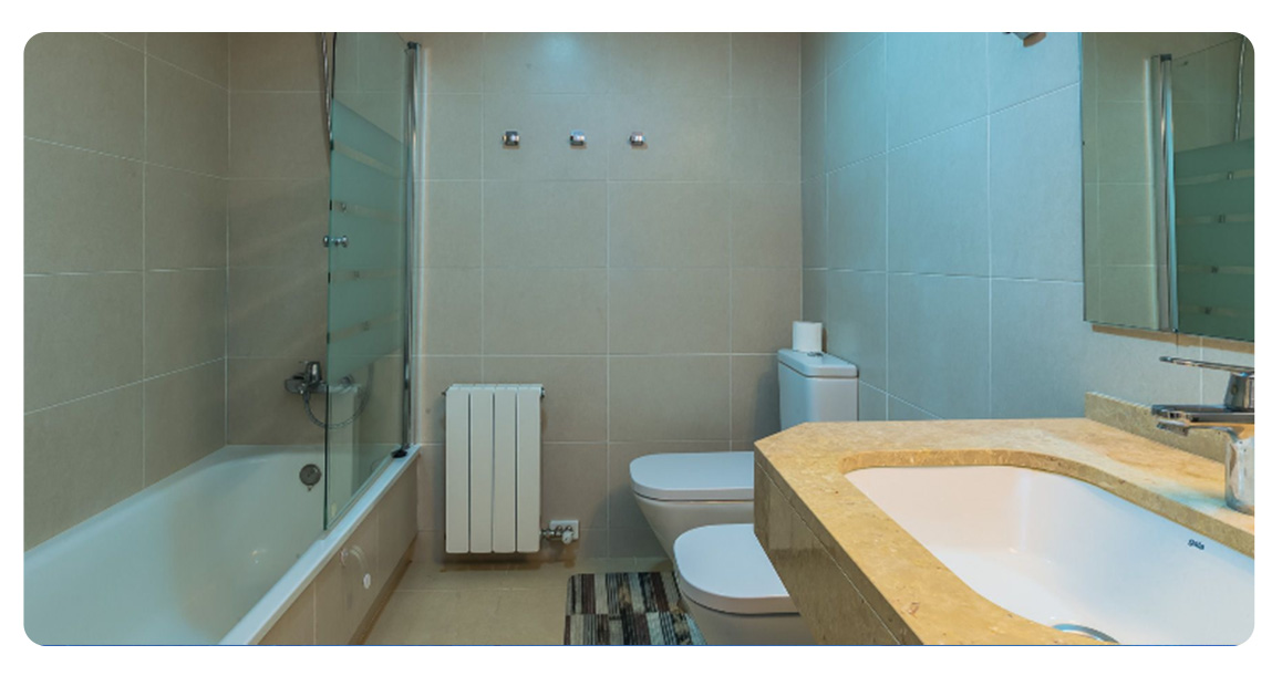 acheter appartement platja de aro port salle de bain
