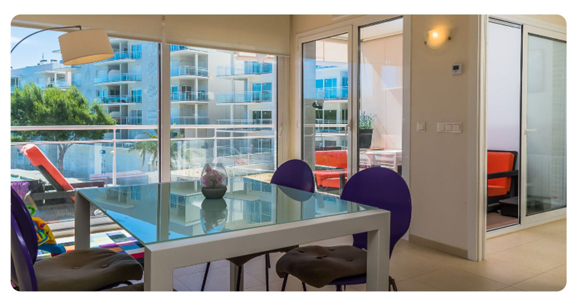 acheter appartement platja de aro port salon