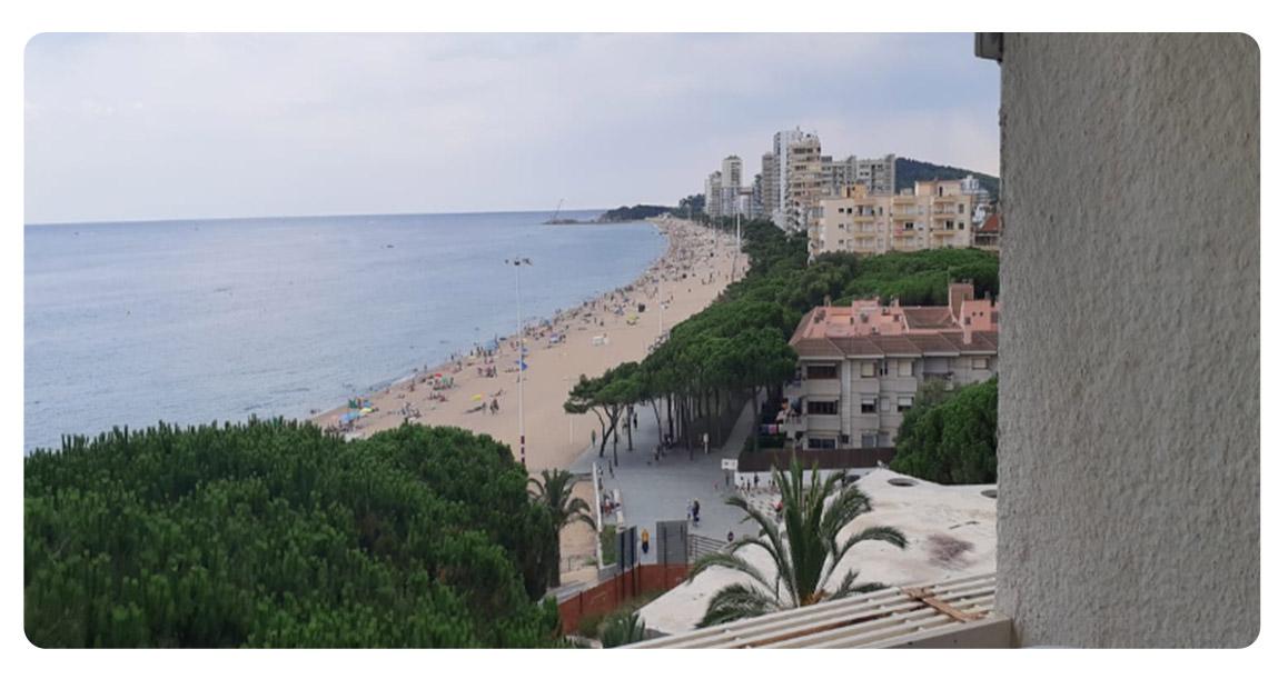 acheter appartement platja de aro vue