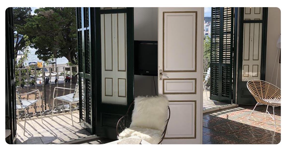 acheter appartement unique cadaques centre balcon