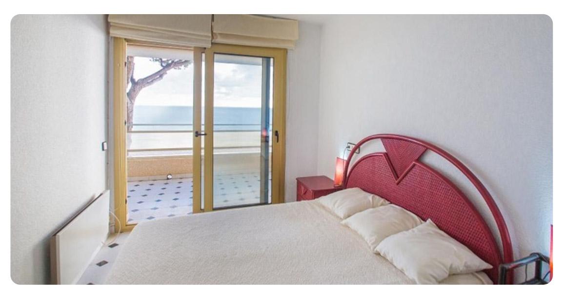 acheter grand appartement platja de aro chambre