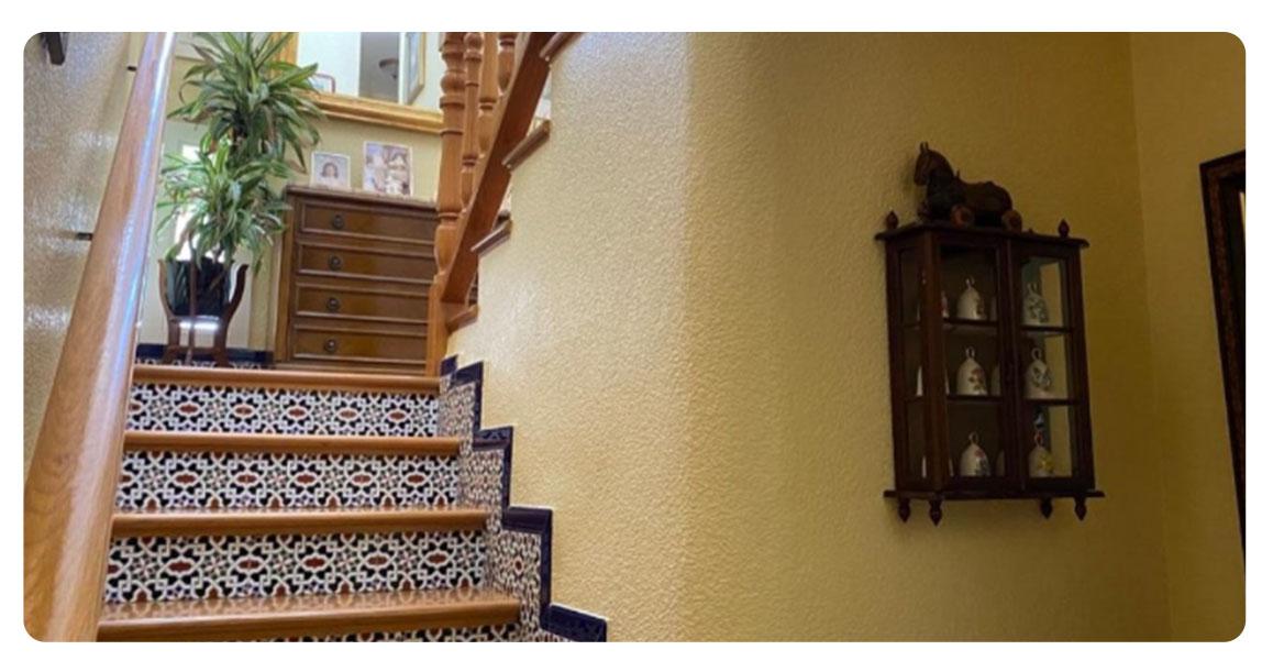 acheter maison almeria aguadulce escaliers