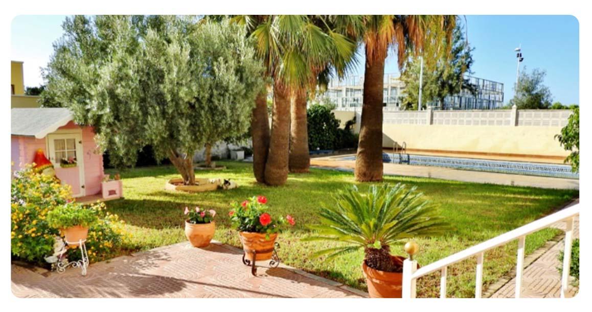 acheter maison almeria retamar jardin