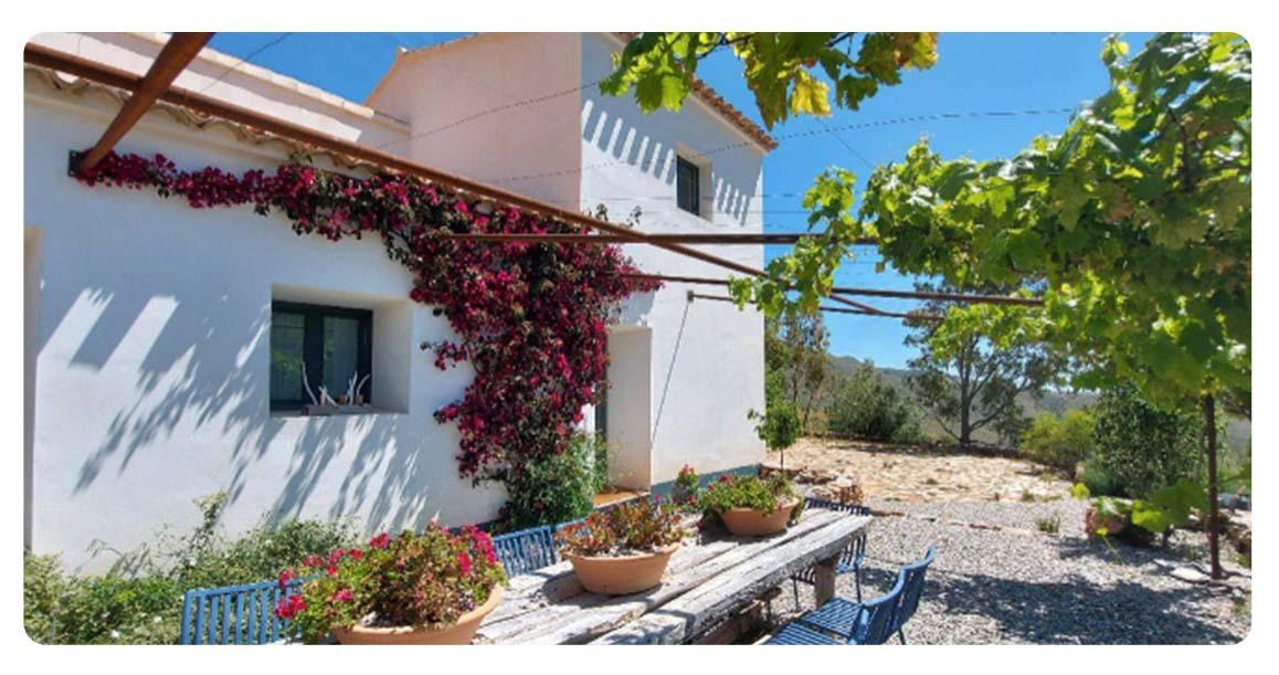 acheter maison almeria tahal terrasse 2