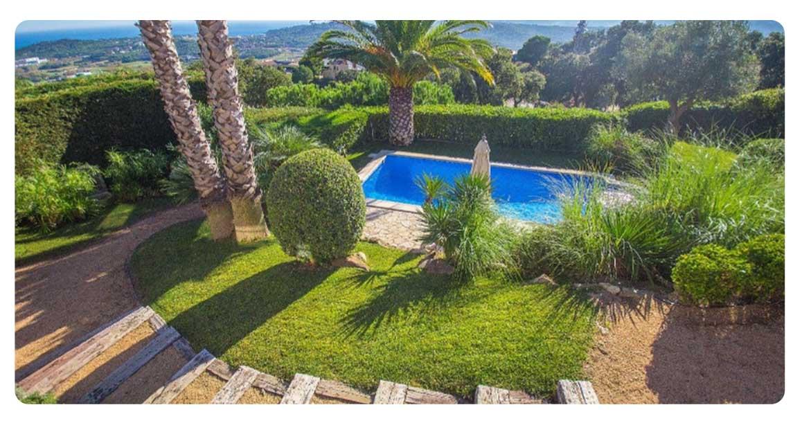 acheter maison grande demeure platja de aro piscine