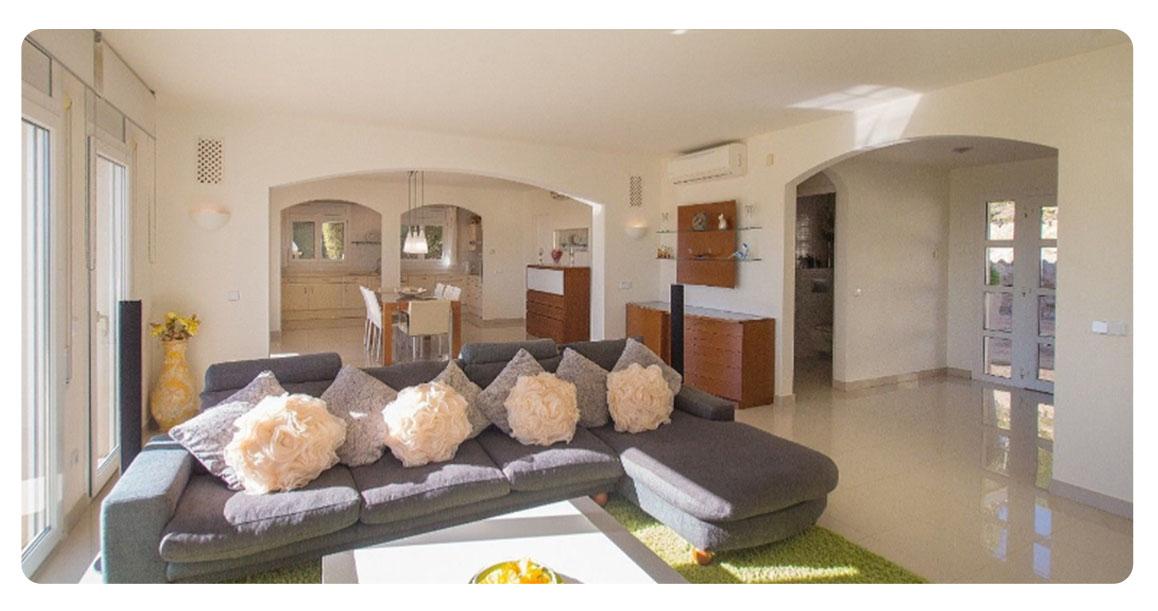 acheter maison grande demeure platja de aro salon