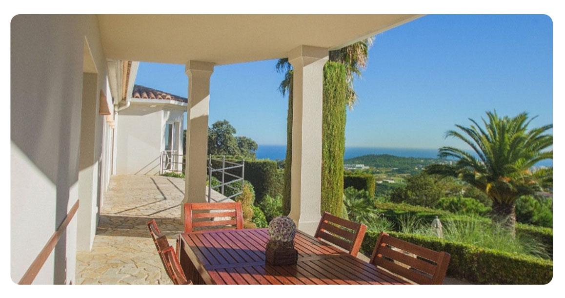 acheter maison grande demeure platja de aro terrasse