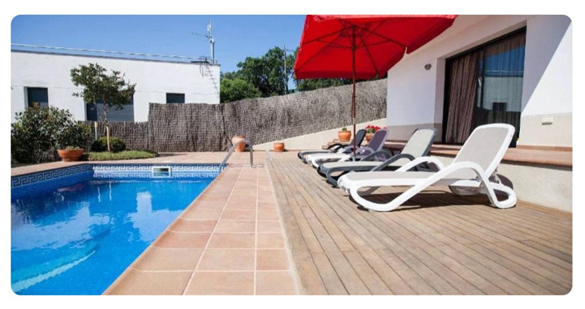 acheter maison lloret de mar piscine 2