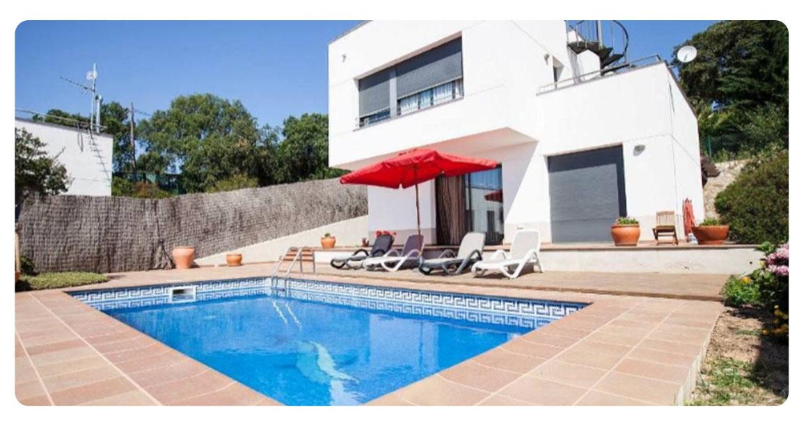 acheter maison lloret de mar piscine 3