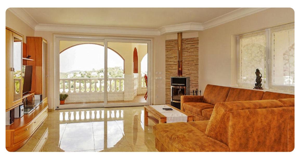 acheter maison lloret de mar roca grossa salon