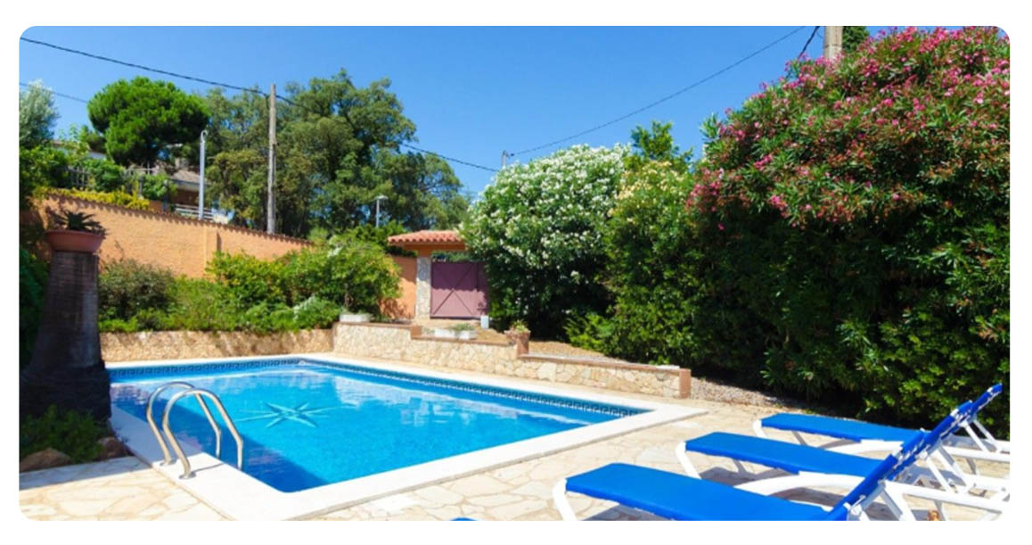 acheter maison lloret mar roca grossa piscine 2