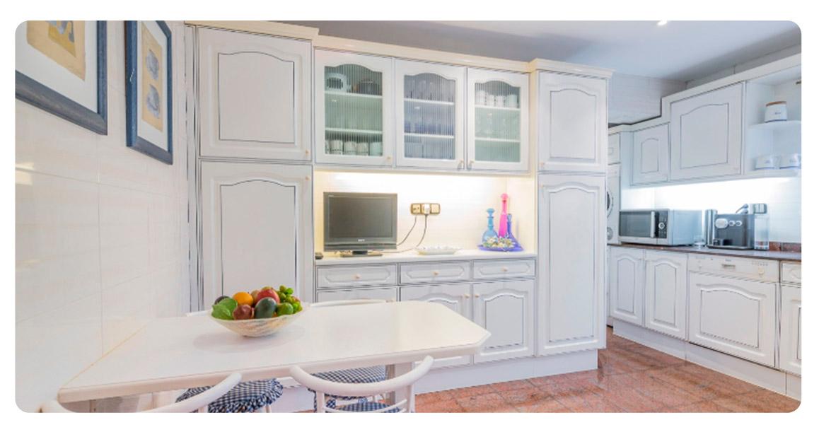 acheter maison platja de aro centre agaro cuisine