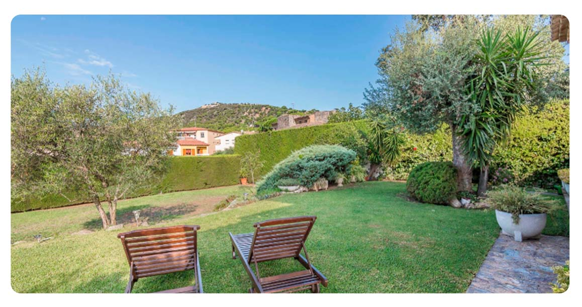acheter maison platja de aro centre agaro jardin
