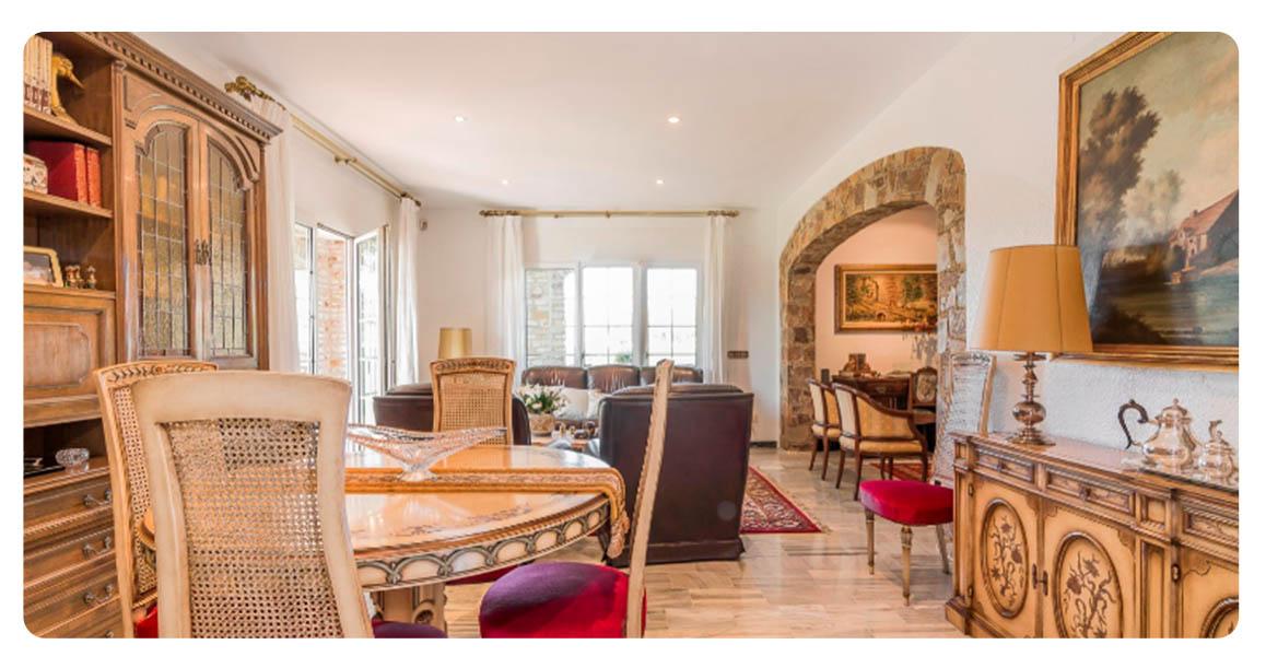 acheter maison platja de aro centre agaro salon