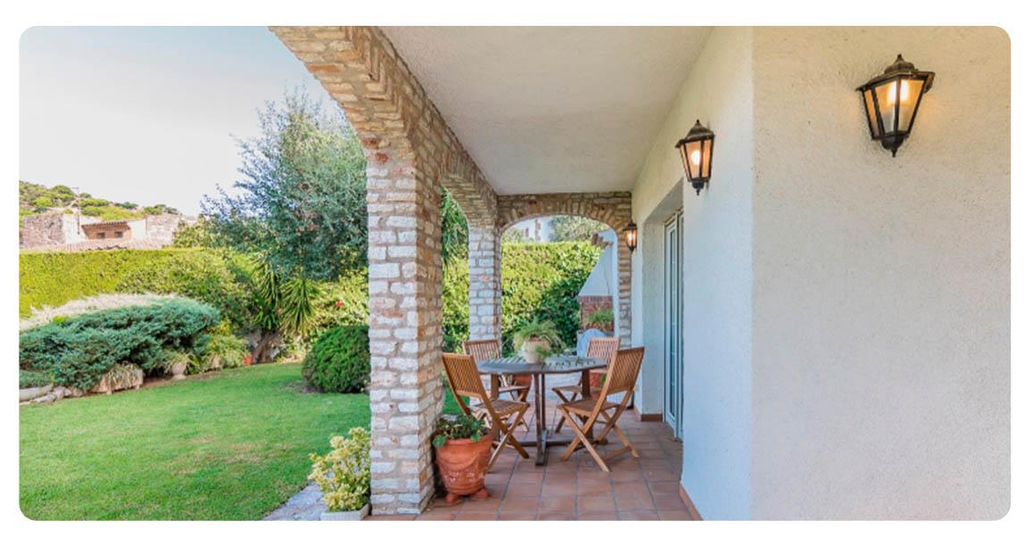 acheter maison platja de aro centre agaro terrasse