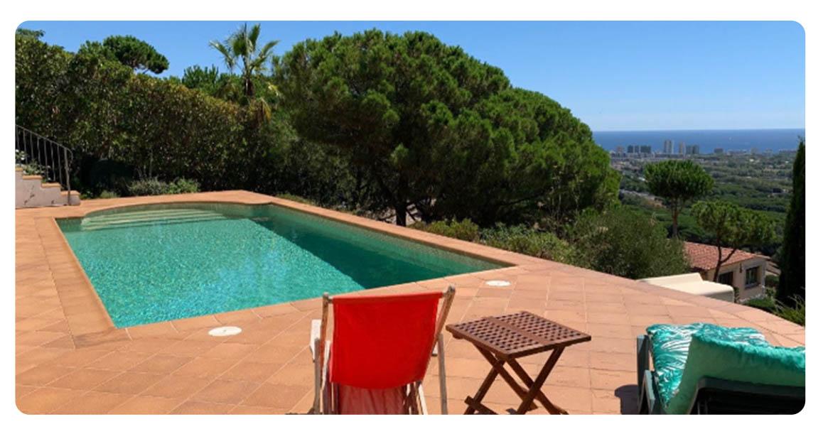 acheter maison platja de aro piscine