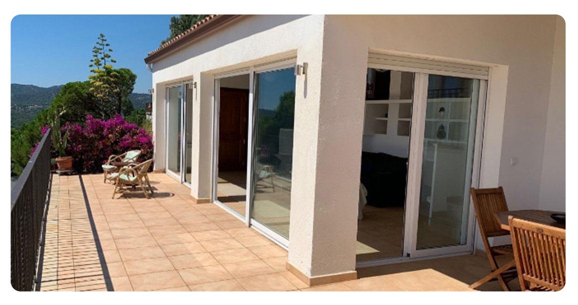 acheter maison platja de aro terrasse