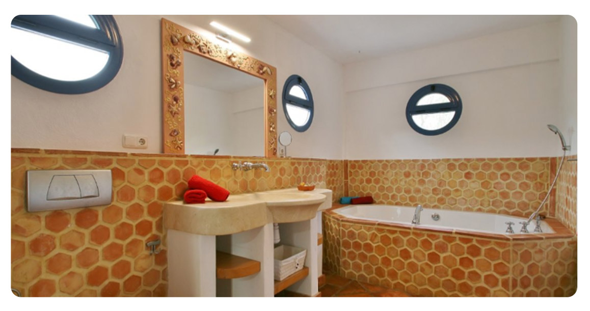 acheter maison ville almeria las negras salle de bain
