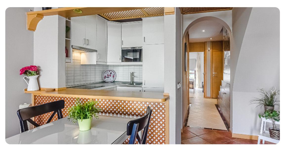 acheter appartement atico canaries tenerife cuisine