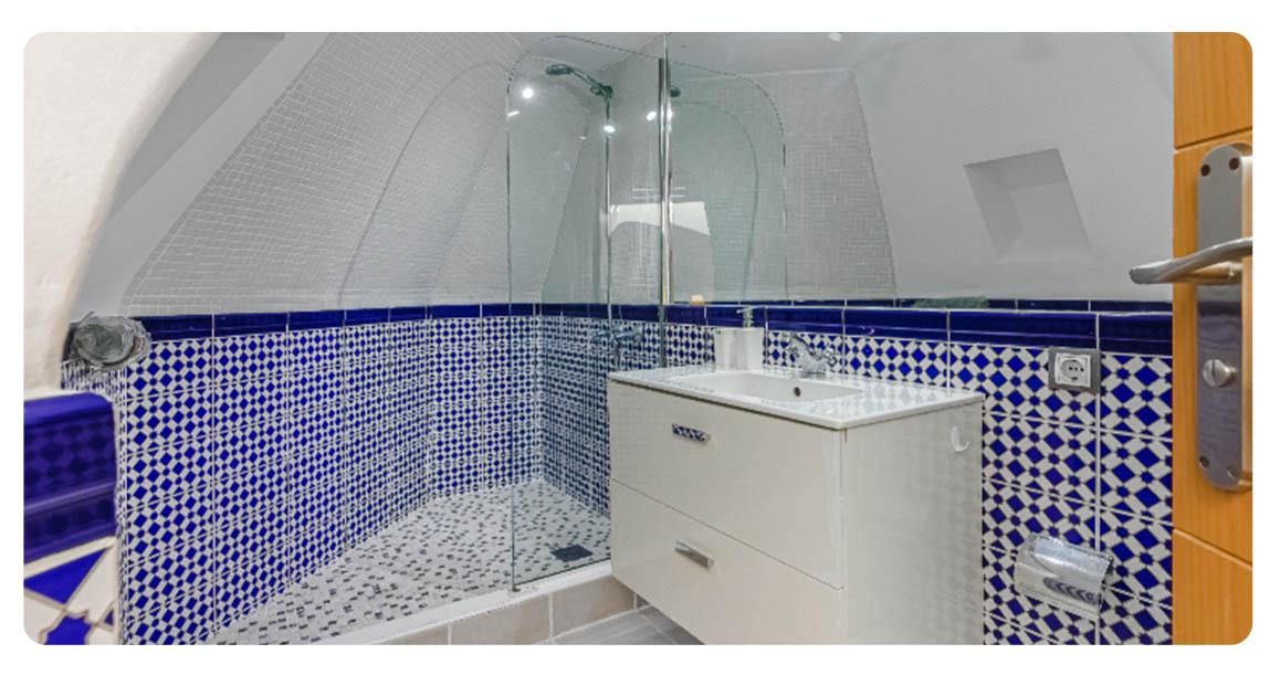 acheter appartement atico canaries tenerife salle de bain