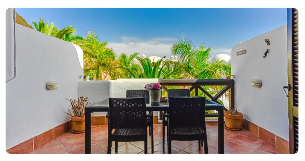 acheter appartement atico canaries tenerife terrasse