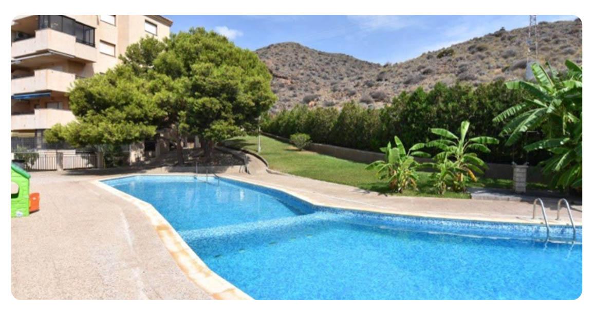 acheter appartement atico carthagene centre jardin